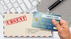 Cara aktivasi kartu kredit-GESTUNBOS-COM
